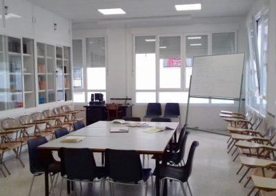Biblioteca de Secundaria