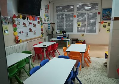 Aula 2º Infantil