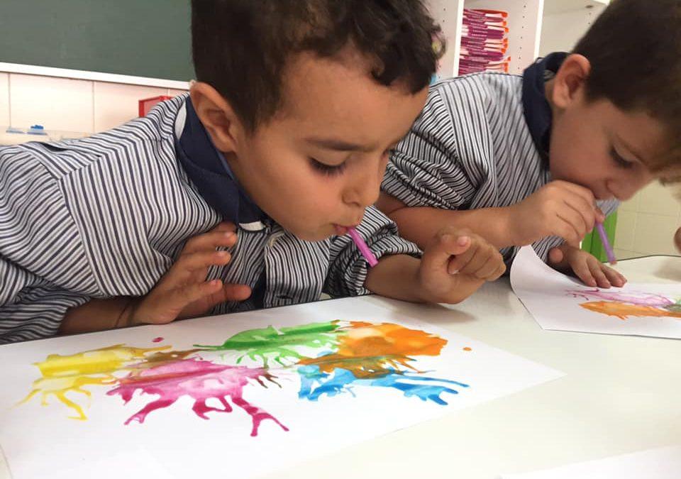 Experimentando con los sentidos en tercero de infantil