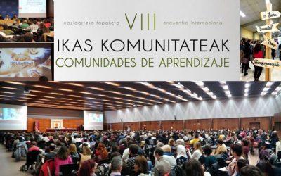 Escolapios Cartuja en el VIII Encuentro Internacional de Comunidades de Aprendizaje
