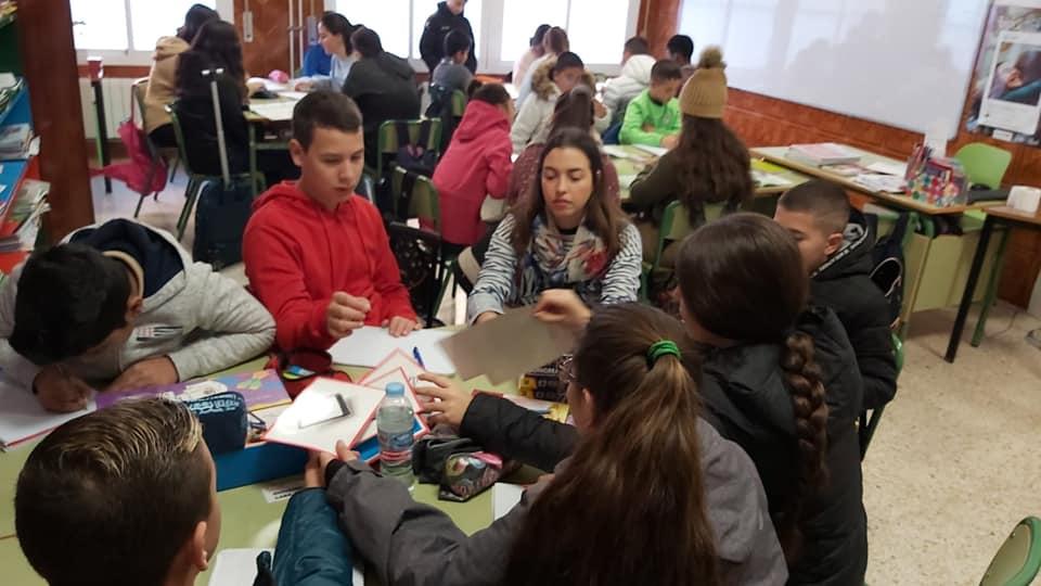 Grupos Interactivos, Tertulia Dialógica Literaria y taller de Comunicación Eficaz y Gestión de Conflictos