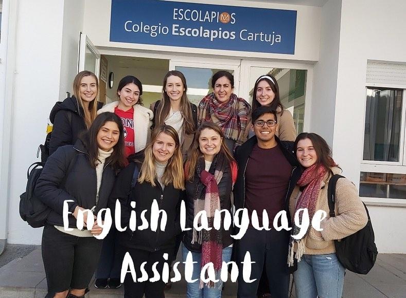 Auxiliares de conversación en Inglés